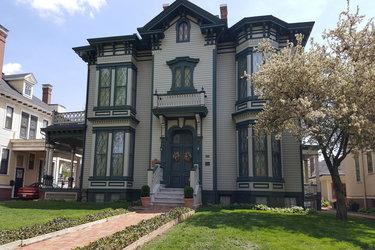 Oglesby Mansion