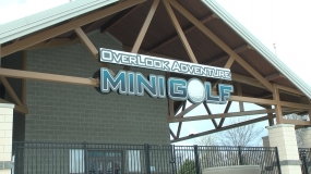 OverLook Adventure Mini Golf Opens Tomorrow (Video)