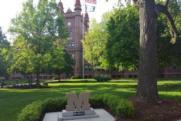 Millikin University front