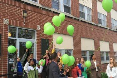 DPS mental health, balloons