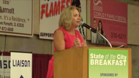 2016 State of the City Breakfast (Video)