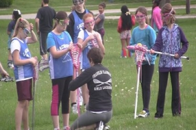 Decatur and Macon County youth take up lacrosse (Video)