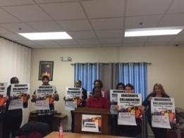 Decatur residents voice concern over budget impasse