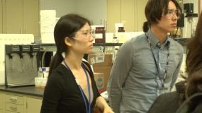 Beijing University Students Visit ADM (Video)