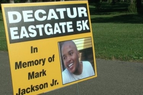 Decatur East Gate 5K at Fairview Park (Video)