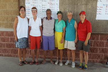 Decatur Women's Open Golf Tournament 1