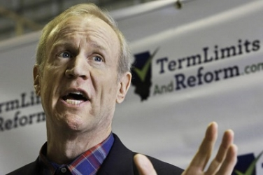 Bruce Rauner Term Limits