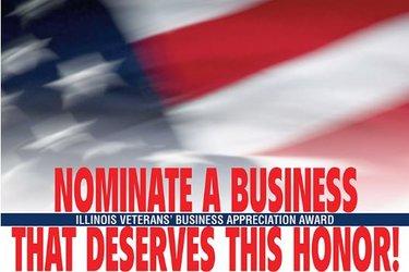 IDVA Veterans and Business awards