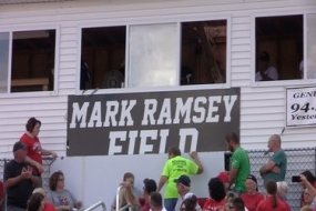 Central A&M honors longtime head football coach Mark Ramsey (Video)