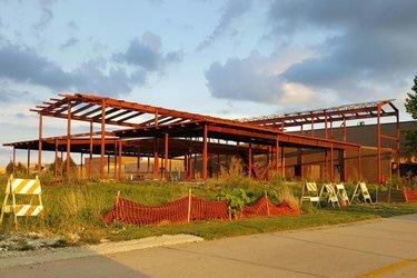 Richland Student Success Center frame