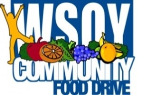 17th Annual WSOY Community Food Drive