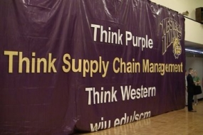 Supply Chain Management Day at WIU (Video)