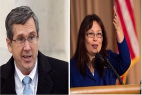 Duckworth, Kirk hold meeting after contentious campaign