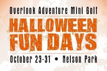 Halloween Fun Days at Overlook Adventure