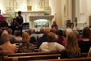 Domestic violence candlelight ceremony 2016