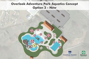 Overlook Adventure aquatic option