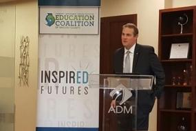 ADM establishes science grant for Macon County teachers