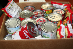 Top five donating schools announced for Food Drive