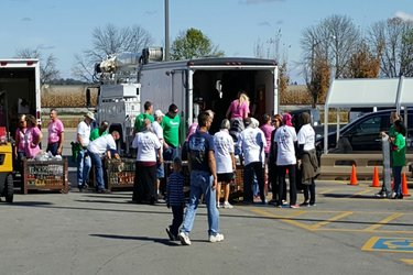 Ameren Donation 2016 food drive