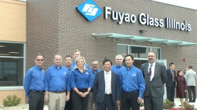 Fuyao Glass Celebrates Grand Opening (Video)