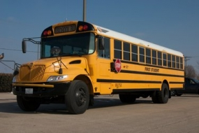 Legislation would require seat belts on IL school buses