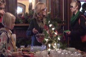 Millikin Homestead Christmas Open House (Video)