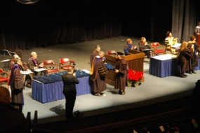 Millikin Winter Commencement (photos)
