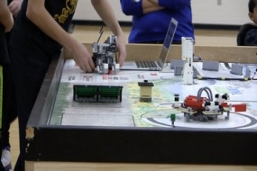 First Lego League Challenge – Decatur Regional (Video)