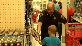Shop With a Sheriff (Video)