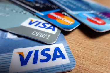Credit cards, fraudulent activity