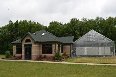 Schaub floral center