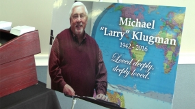 "Colleagues and Students Remember Professor ""Larry"" Klugman"