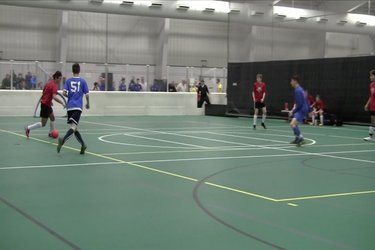 Midstate Indoor Futsal tourney
