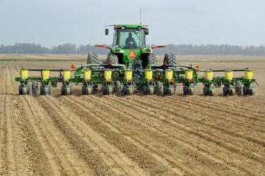 Planting crops
