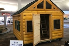 Tickets available for CASA playhouse raffle