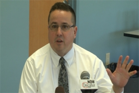 Full Press Conference With New DPS 61 Superintendent