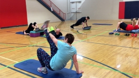 WSOYMCA Challenge Week 3 Workouts (Video)