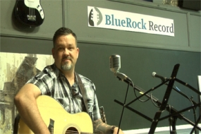 """""""Art of Music"""" Features Jeff Quick and Blue Rock Record (Video)"""