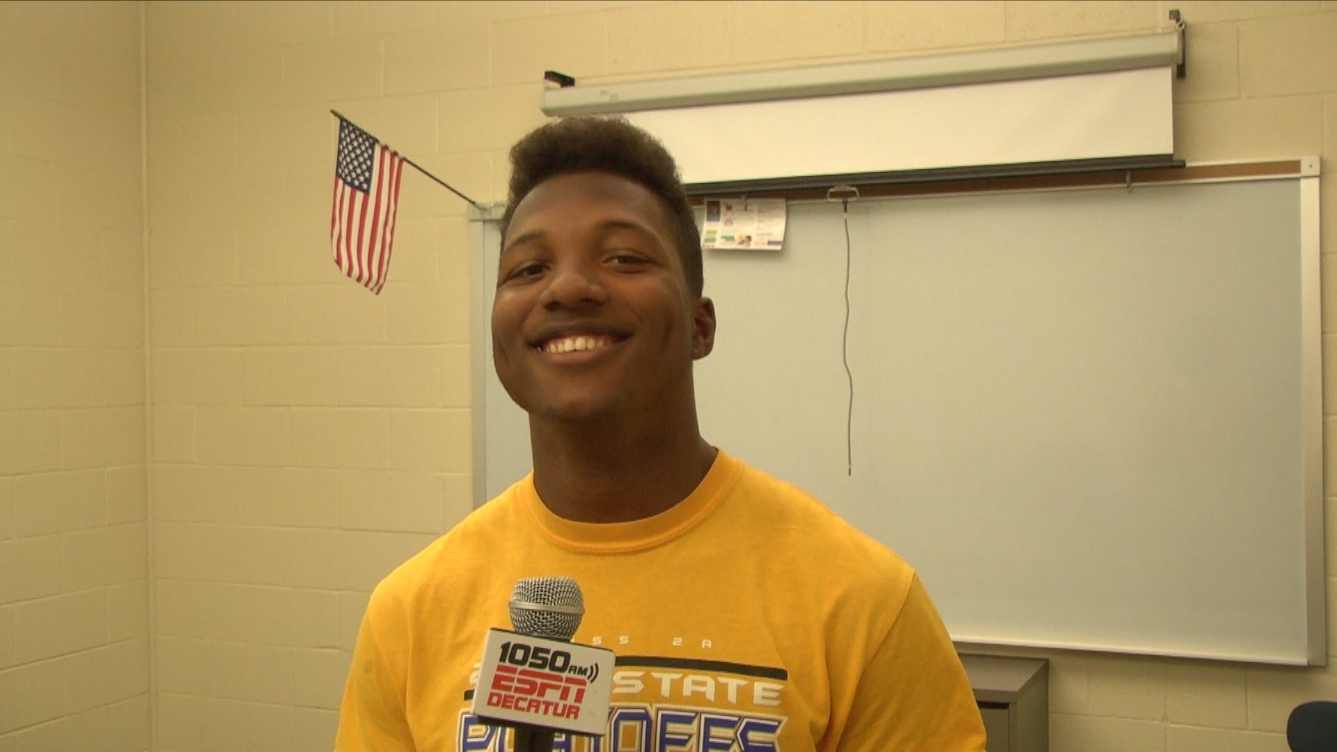 Deondre Gregory PIC