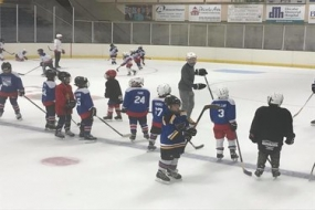 Decatur Youth Hockey Alumni Hockey Game Returns to Collect Cash and Toys for Charity