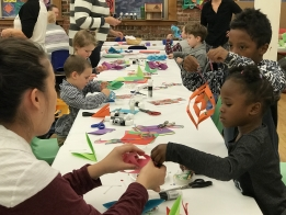 Decatur Arts Council Holiday Art (Photos)