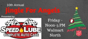 10th Annual Jingle for Angels presented by Speed Lube
