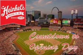 Heinkel's Countdown to Opening Day