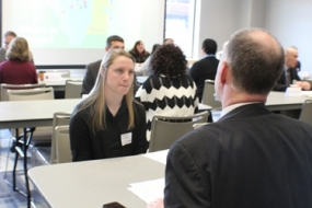 Millikin Education Seniors Get Interview Experience from Alumni