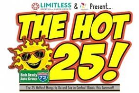 The #Hot25 with Bob Brady Auto Group