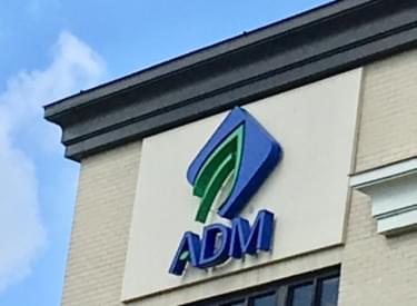 ADM sign