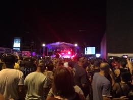Organizers Tout Big Crowds, Popular Food Stands