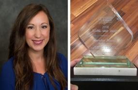 Neuhoff Media's Misner Wins Rising Star Award