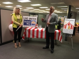 United Way Kicks Off Annual Campaign at Consociate