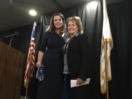 Neuhoff Shares Personal Experience Overcoming Tragedy at Chamber's Annual Meeting